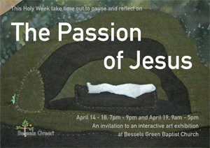 The Passion - Art Exhibition