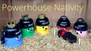 Powerhouse Nativity
