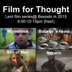 Film for thought square