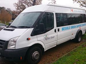 BGBC Minibus