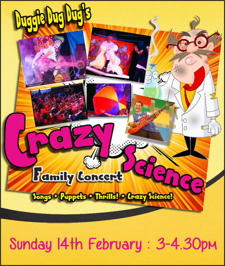 Crazy Science flier 02
